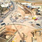 Chom Chao's the flyover(crossing bridge)