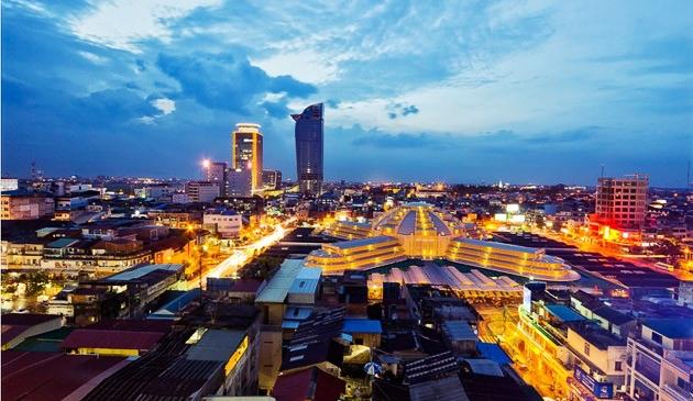 phnom penh phsar thmey