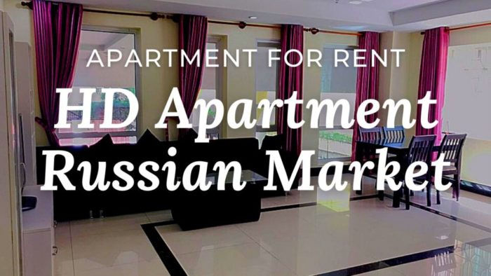 Phnom Penh rent