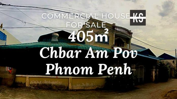House for sale phnom penh