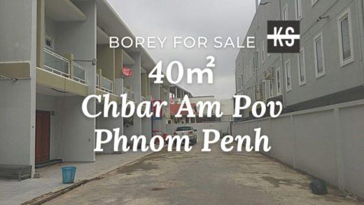 Borey for sale phnom penh