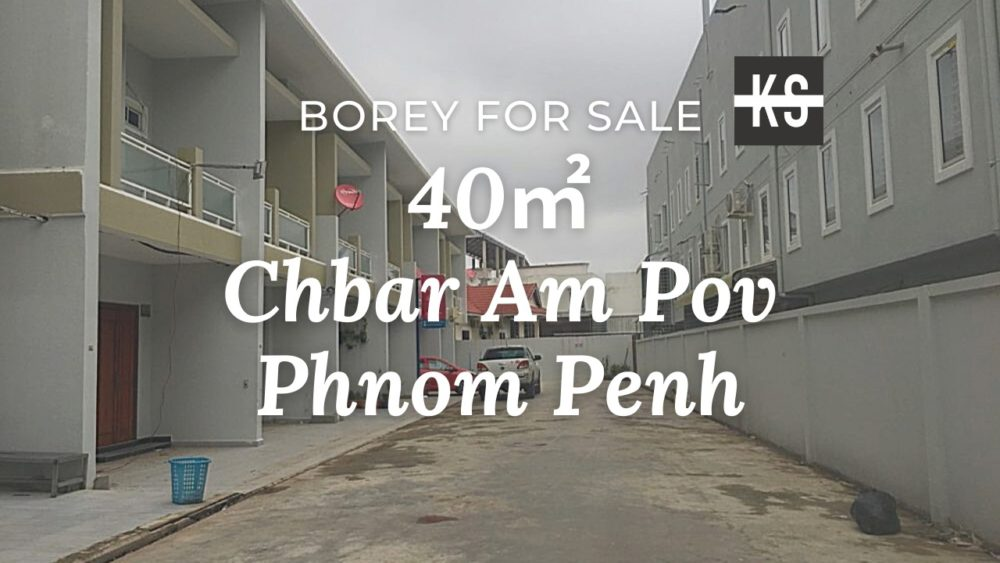 Borey for sale phnom penh