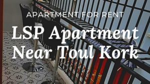 Room for Rent (LSP Apartment / Mean Chey )