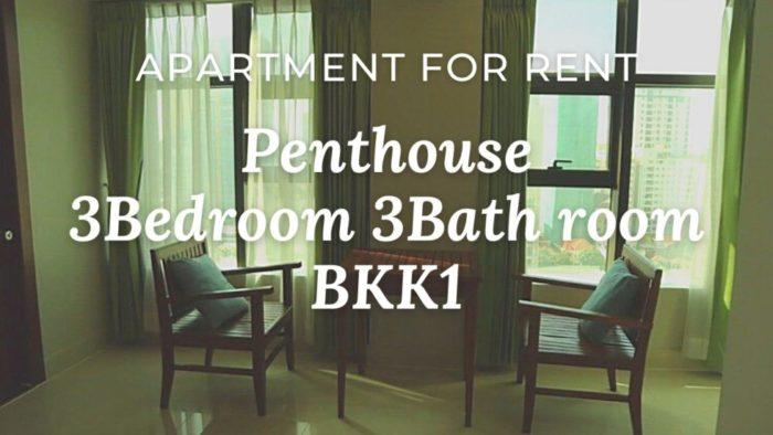 ■Location: BKK1 / Phnom Penh / Cambodia ■Rent Price: $4000/m