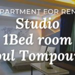 ■Location: Toul Tum Poung 2 / Phnom Penh / Cambodia ■Rent Price: $400/m