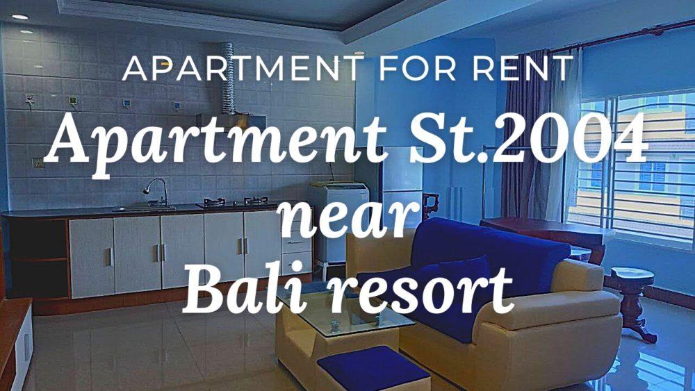 St.2004 near Bali Resort & Aprtment