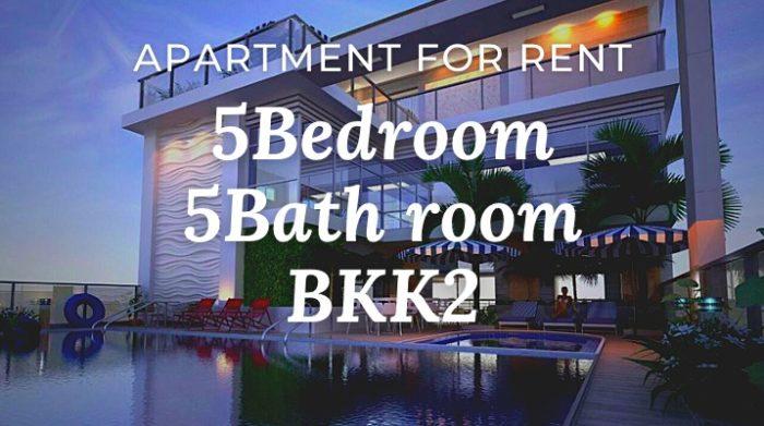 Phnom Penh Apartment
