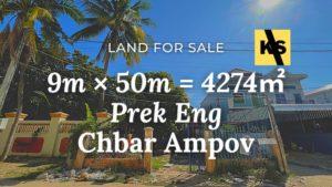 phnom penh land