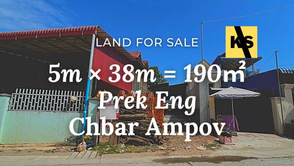 phnom penh land for sale