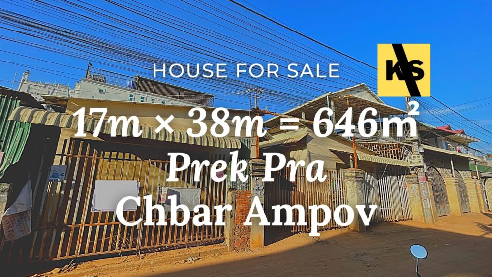 house for sale cambodia