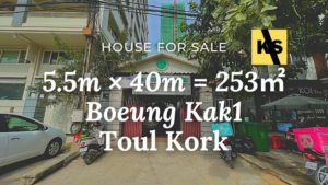 toul kork house for sale