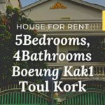 Toul Kork house for rent