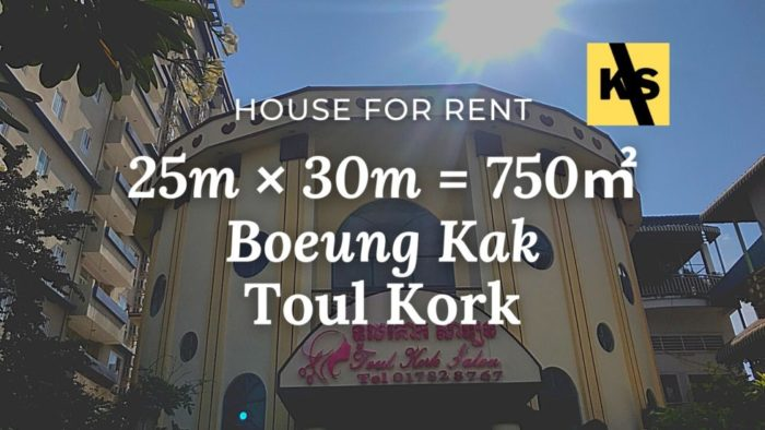 house for rent phnom penh