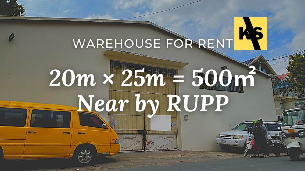 warehouse for rent cambodia