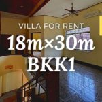 Villa for rent BKK1