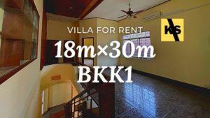 Villa for rent BKK1