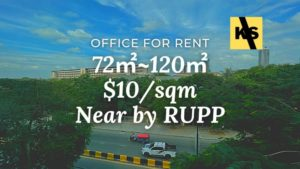 Office for rent RUPP