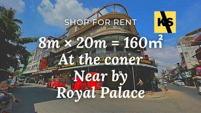 shop for rent phnom penh