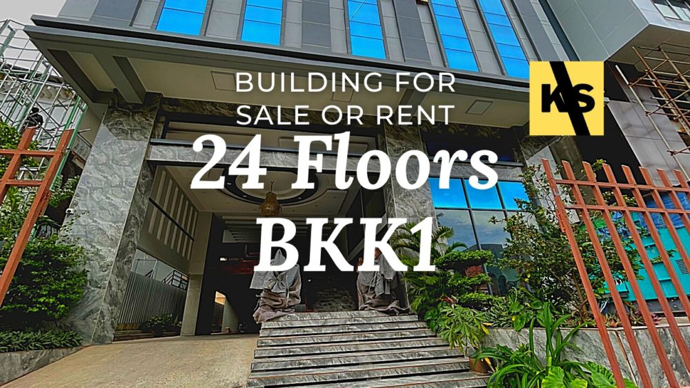 rent building phnom penh