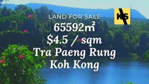 Koh kong land for sale