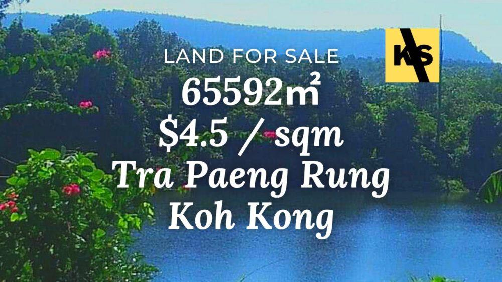 Koh kong land for sale