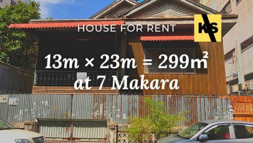 house for rent 7Makara