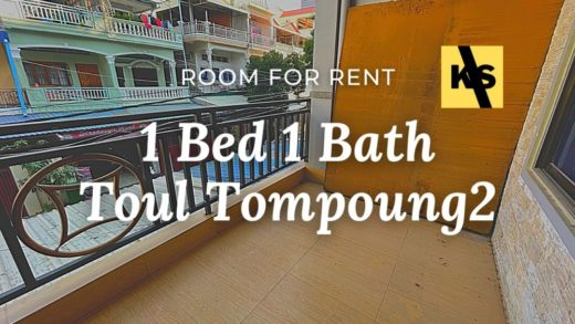 Room for rent at Toul Tompoung 2