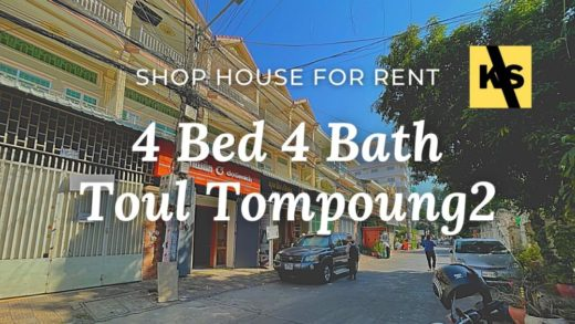 Shop house for rent TTP2