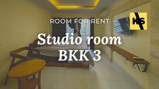 Room for rent at BKK3