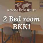 room for rent at BKK1