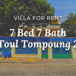Villa for rent at Phnom Penh