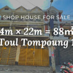 house for sale at Phnom Penh