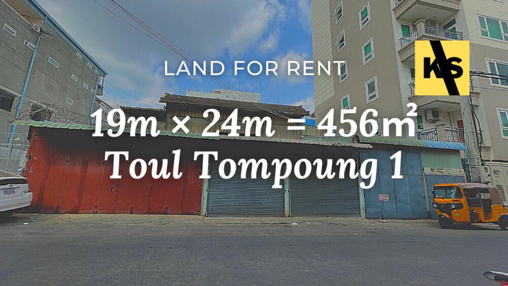 Land 456㎡ / Rent / TTP1, Phnom Penh › KeepScope