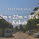 Shophouse for sale or rent, Kakab, Pou Senchey, Phnom Penh