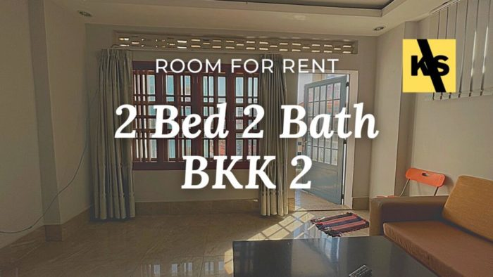 room for rent at BKK2