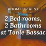 room for rent at tonle bssac