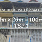 Shophouse 4×26m / Sale / TSP, Phnom Penh › KeepScope