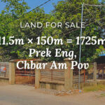 Land 11.5×150 / Sale / Prek Eng, Phnom Penh › KeepScope
