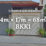Shop 4×17m / Rent / BKK1, Phnom Penh › KeepScope