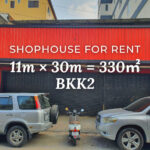 Shop 11×30=330㎡ / Rent / BKK2, Phnom Penh › KeepScope