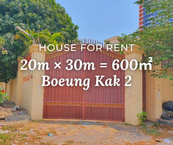 House 20×30m / Rent / BK2, Phnom Penh › KeepScope