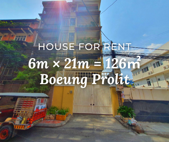 House 20×30m / Rent / BP, Phnom Penh › KeepScope