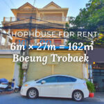 Shophouse 6×27m / Rent / BTB, Phnom Penh › KeepScope