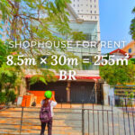 Shophouse 8.5×30m / Rent / BR, Phnom Penh › KeepScope