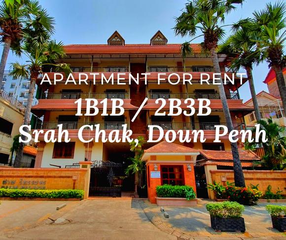 Apartment 1B1B, 2B3B / Rent / SC, Phnom Penh › KeepScope
