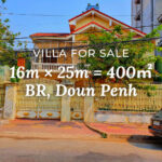 Villa 16×25 / Sale / BR, Phnom Penh › KeepScope