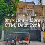 House 8×16 / Sale / CTM, Phnom Penh › KeepScope