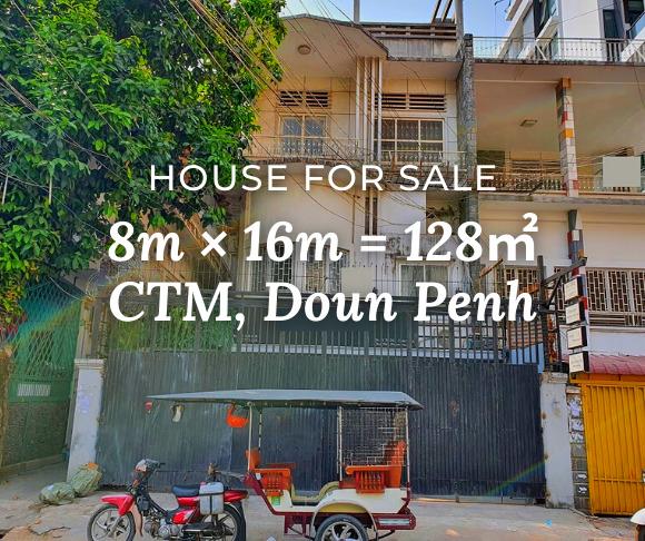 House 8×16 / Sale / CTM, Phnom Penh › KeepScope