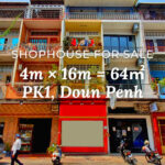 Shophouse 4×16 / Sale / PK1, Phnom Penh › KeepScope