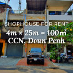 Shophouse 4×25m / Rent / CCN, Phnom Penh › KeepScope